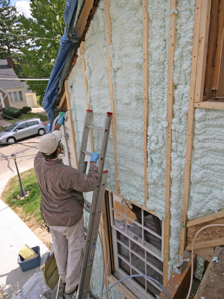 Exterior Home Insulation Ontario